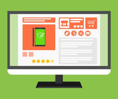 Un site e-commerce